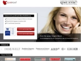 Lovepoint Webseite