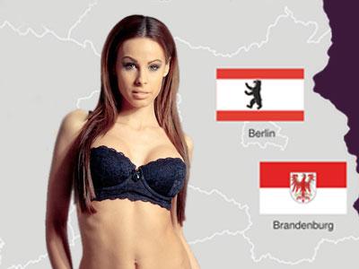 Erotische Frau aus Brandenburg