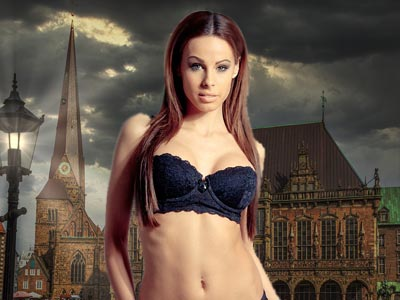 Erotische Frau aus Bremen