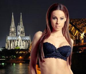 Sexy Frau aus Köln