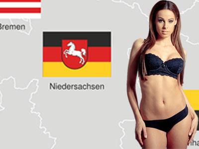 Erotische Frau aus Niedersachsen