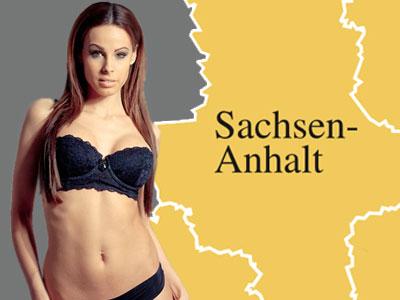 Erotische Frau aus Sachsen-Anhalt