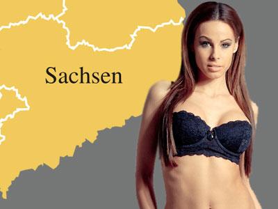 Erotische Frau aus Sachsen