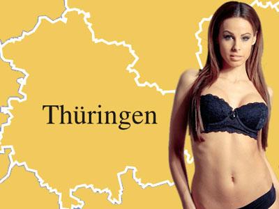 Erotische Frau aus Thüringen