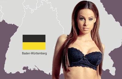 Erotische Frau aus Baden Württemberg