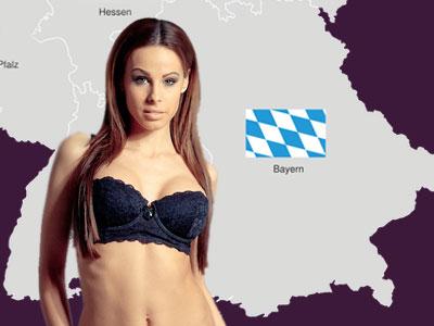 Erotische Frau aus Bayern