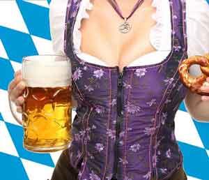Frau aus München