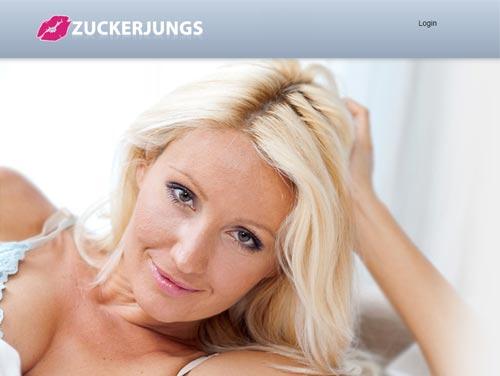 Zuckerjungs Webseite